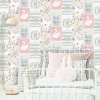 Belgravia Be Kind Wallpaper - Blush Pink (2555)