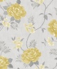 Muriva Darcey James Rosalind Wallpaper - Ochre (173502)