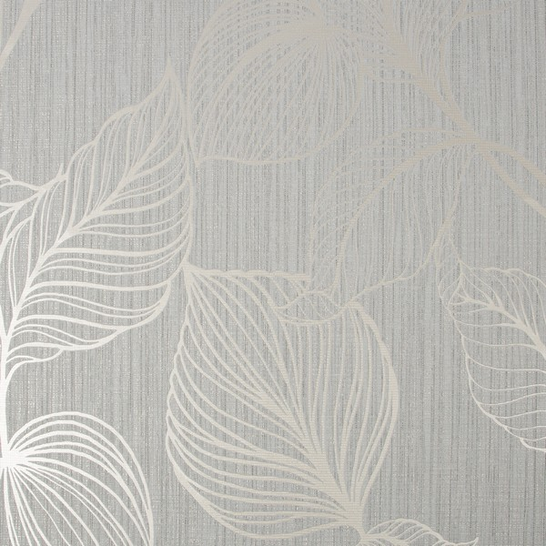 Graham & Brown Royal Palm Wallpaper - Quartz (111298)