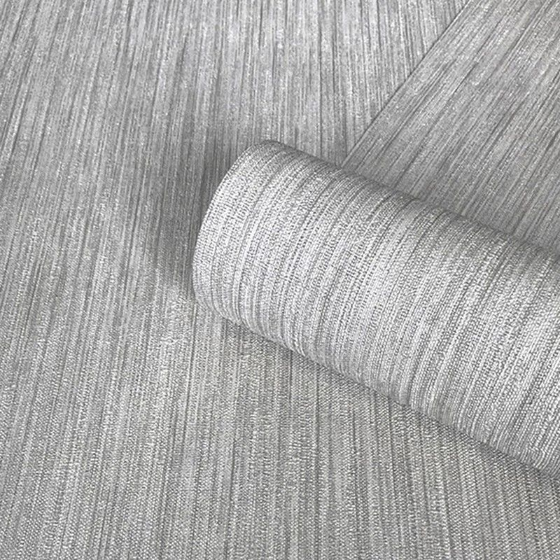 Belgravia Luciano Textured Wallpaper - Light Grey (3854)